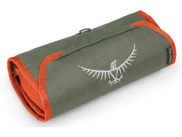Osprey Washbag Roll poppy orange